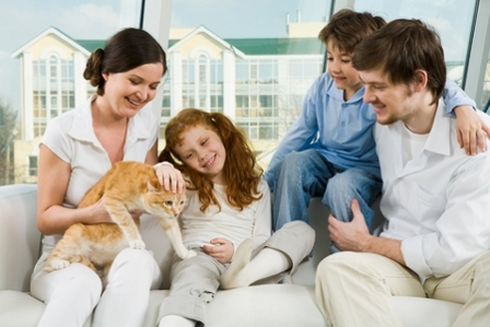 familyandcat